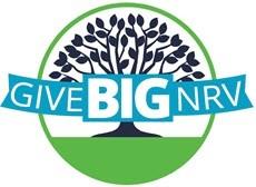 Give Big NRV logo